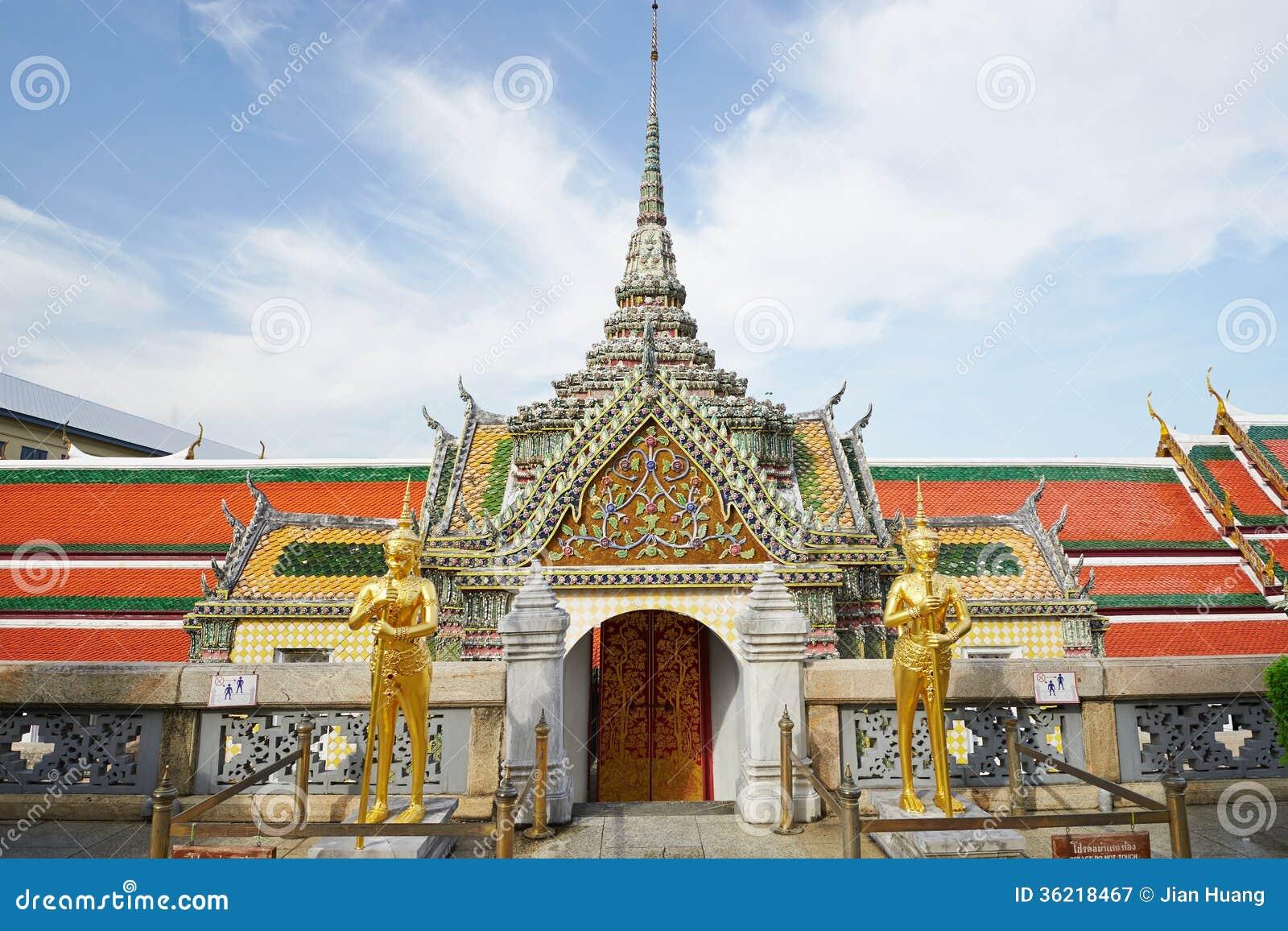 Το μεγάλο παλάτι στη Μπανγκόκ