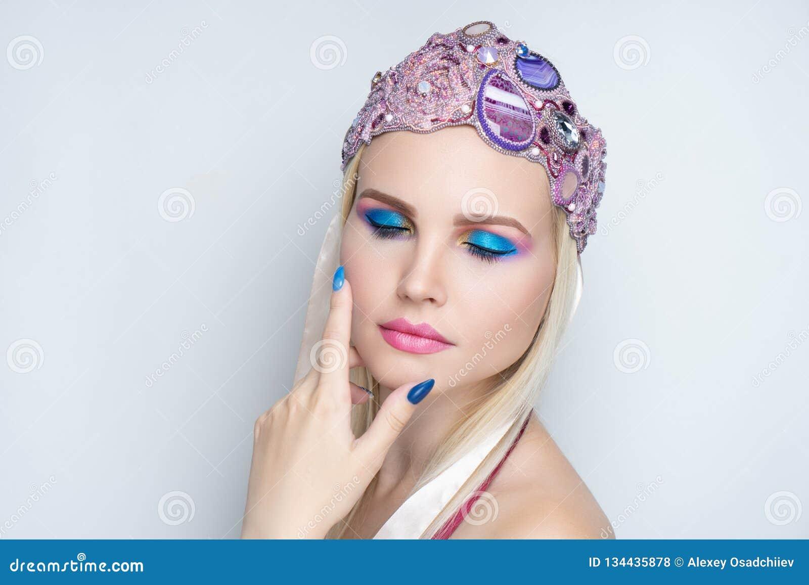 Το μπλε ροζ γυναικών αποτελεί
