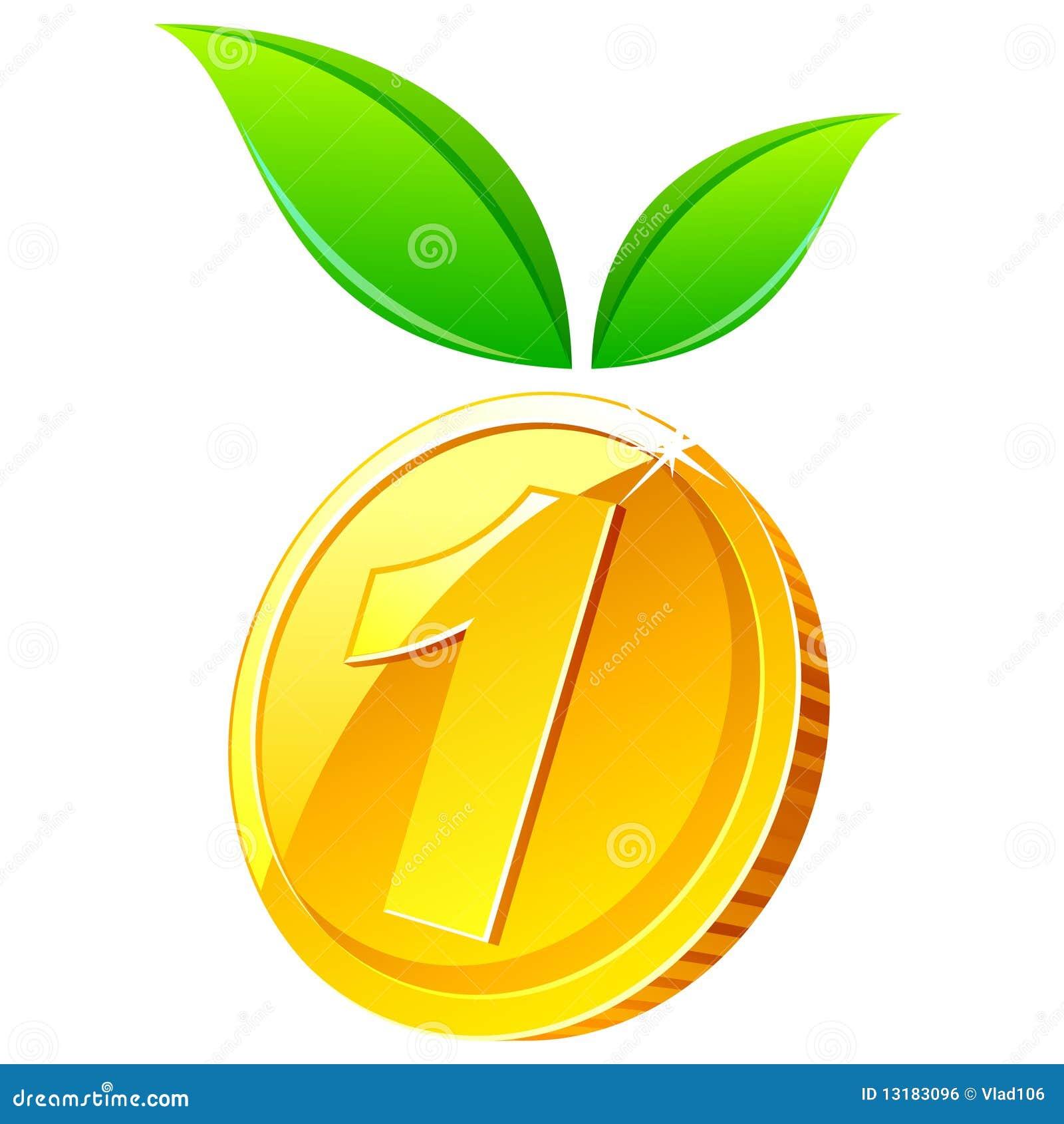 το νόμισμα βγάζει φύλλα