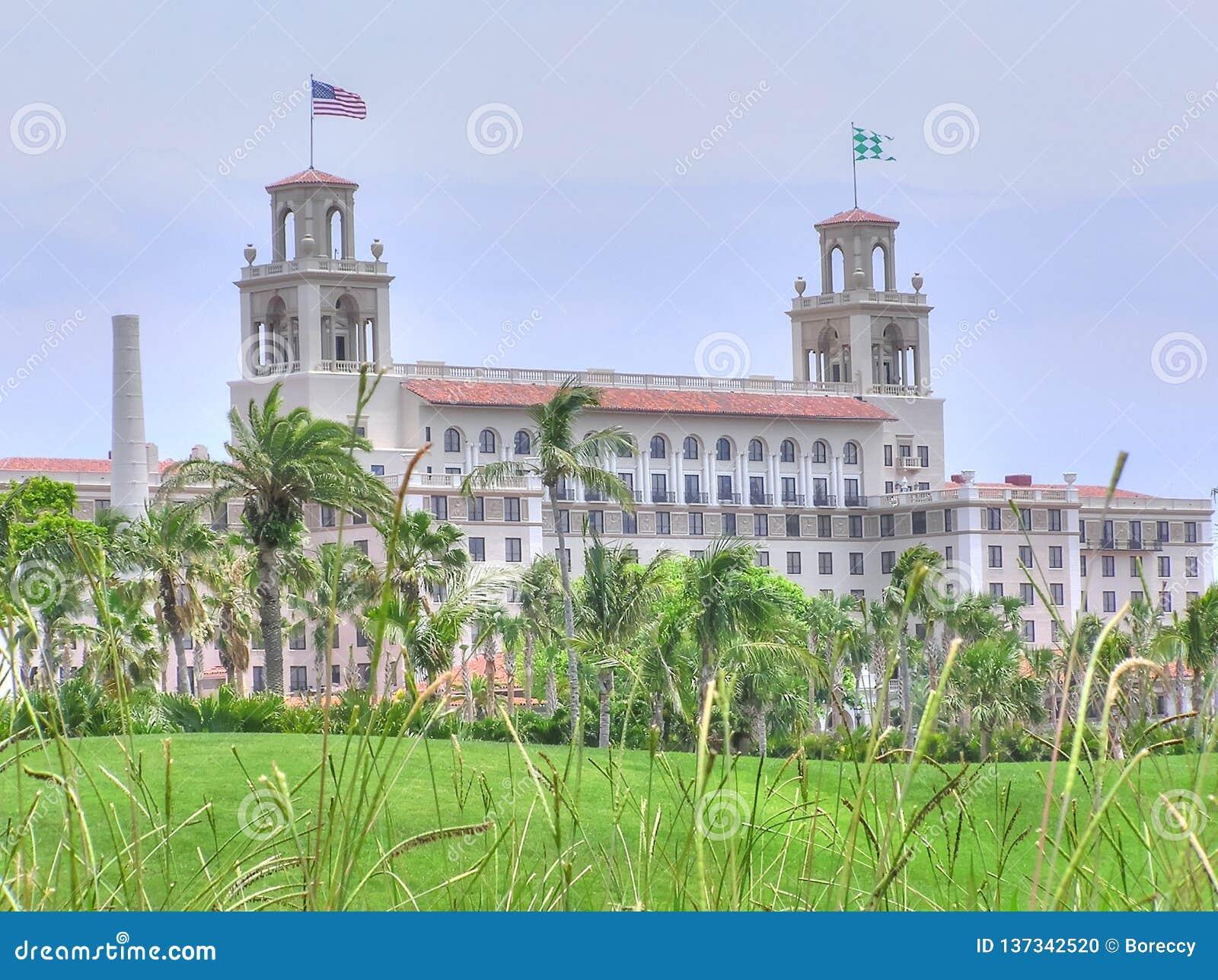 Το ξενοδοχείο διακοπτών και το θέρετρο, Palm Beach, Φλώριδα