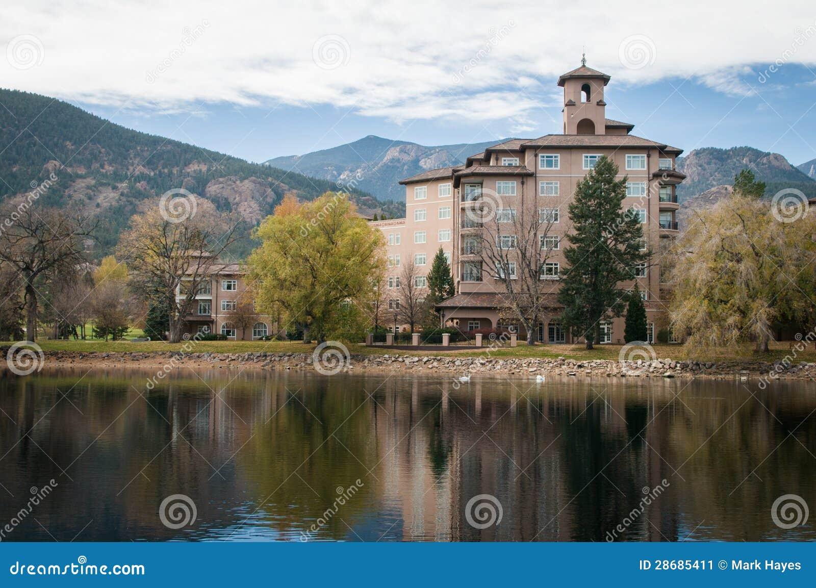 Το ξενοδοχείο Broadmoor