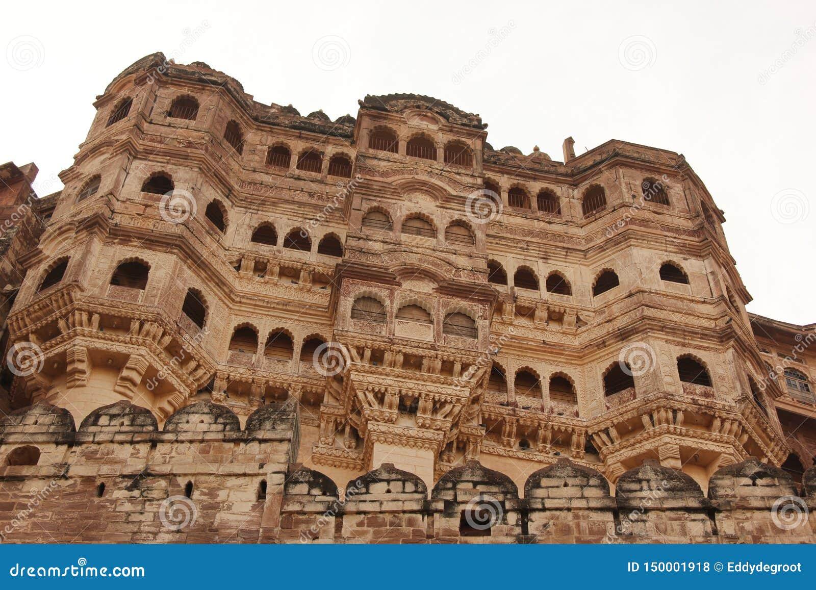 Το οχυρό Mehrangarh του Jodhpur