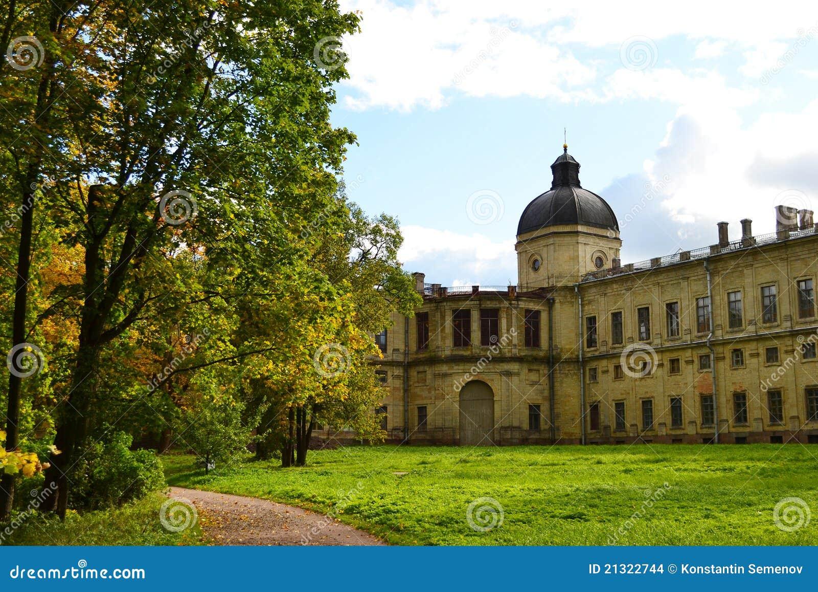 Το παλάτι Gatchina