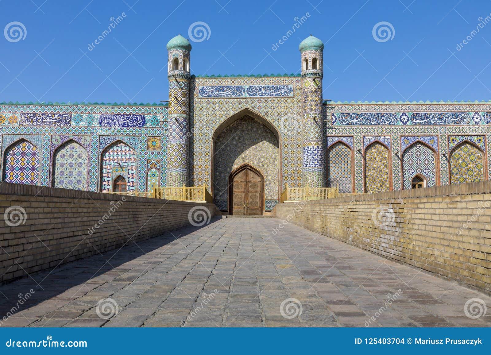 Το παλάτι Khudayar Khan είναι τα δημοφιλέστερα ορόσημα Fergan