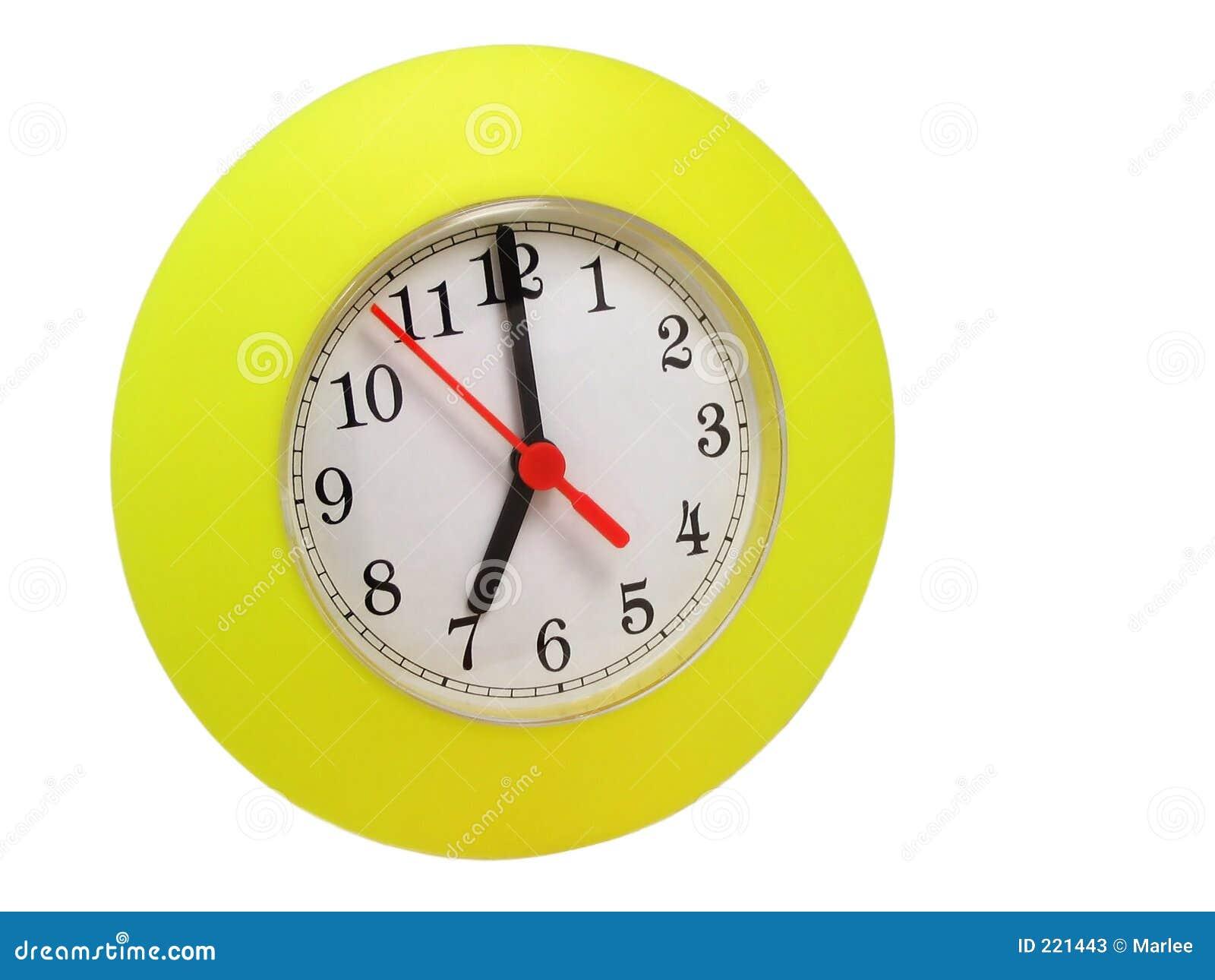το ρολόι απομόνωσε κίτριν&omi