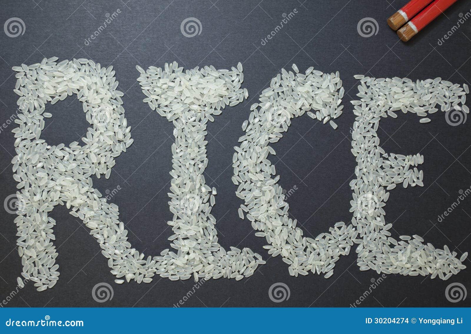 Ρύζι λέξης