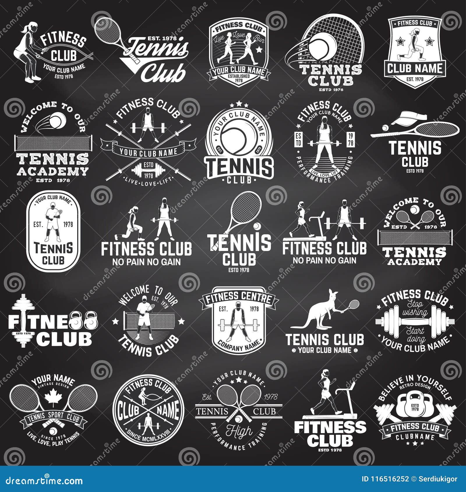 Το σύνολο έννοιας λεσχών ικανότητας και αντισφαίρισης με να κάνει κοριτσιών ασκεί και τη σκιαγραφία τενιστών