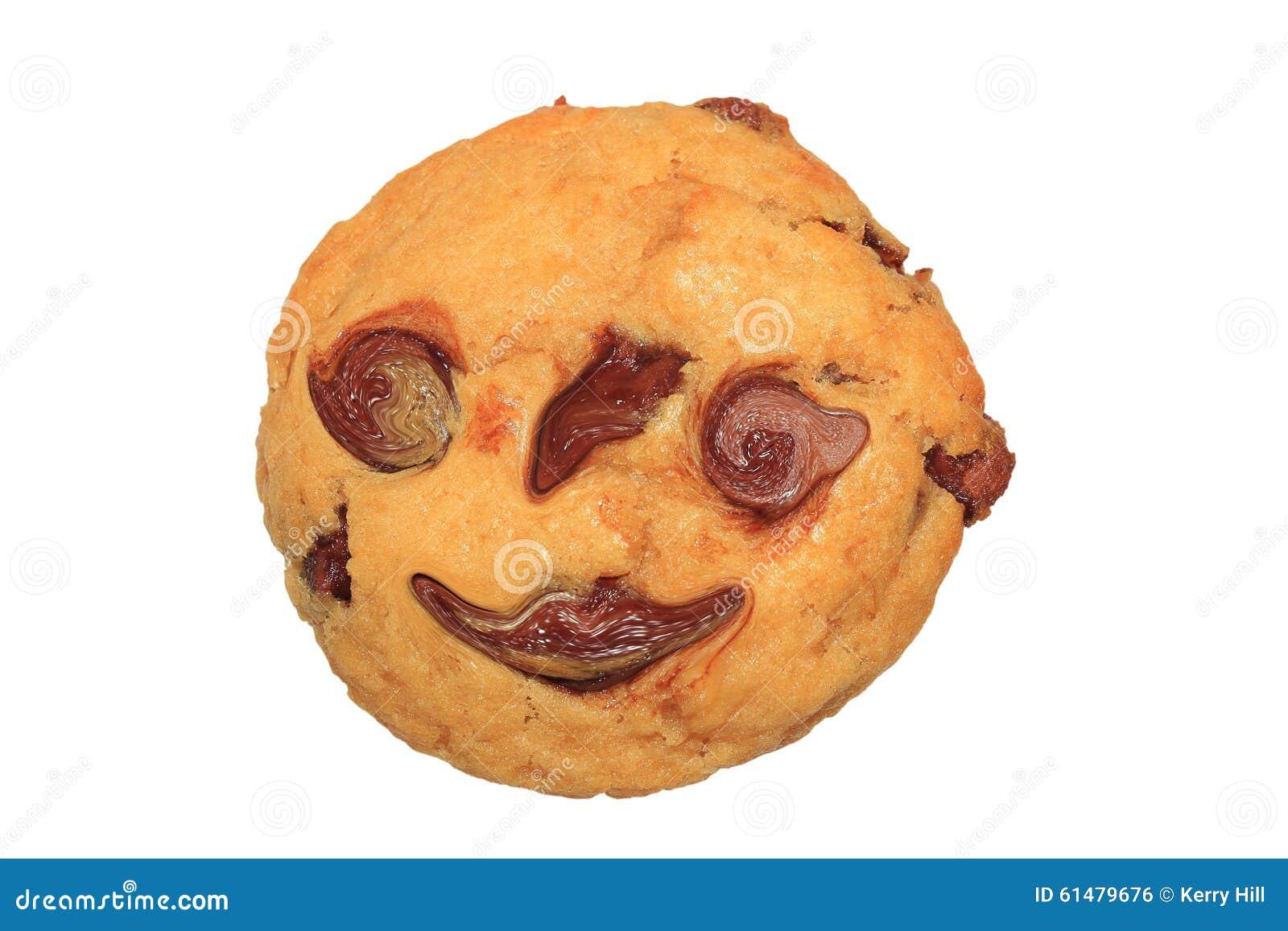 Το τέχνασμα αποκριών ή μεταχειρίζεται choc πελεκά muffin