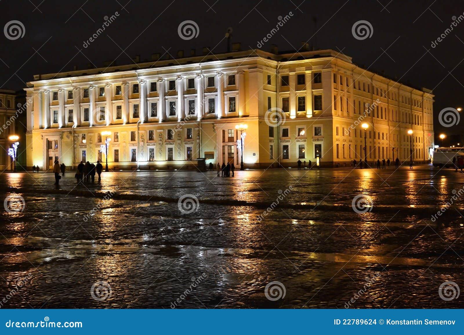 Το τετράγωνο παλατιών