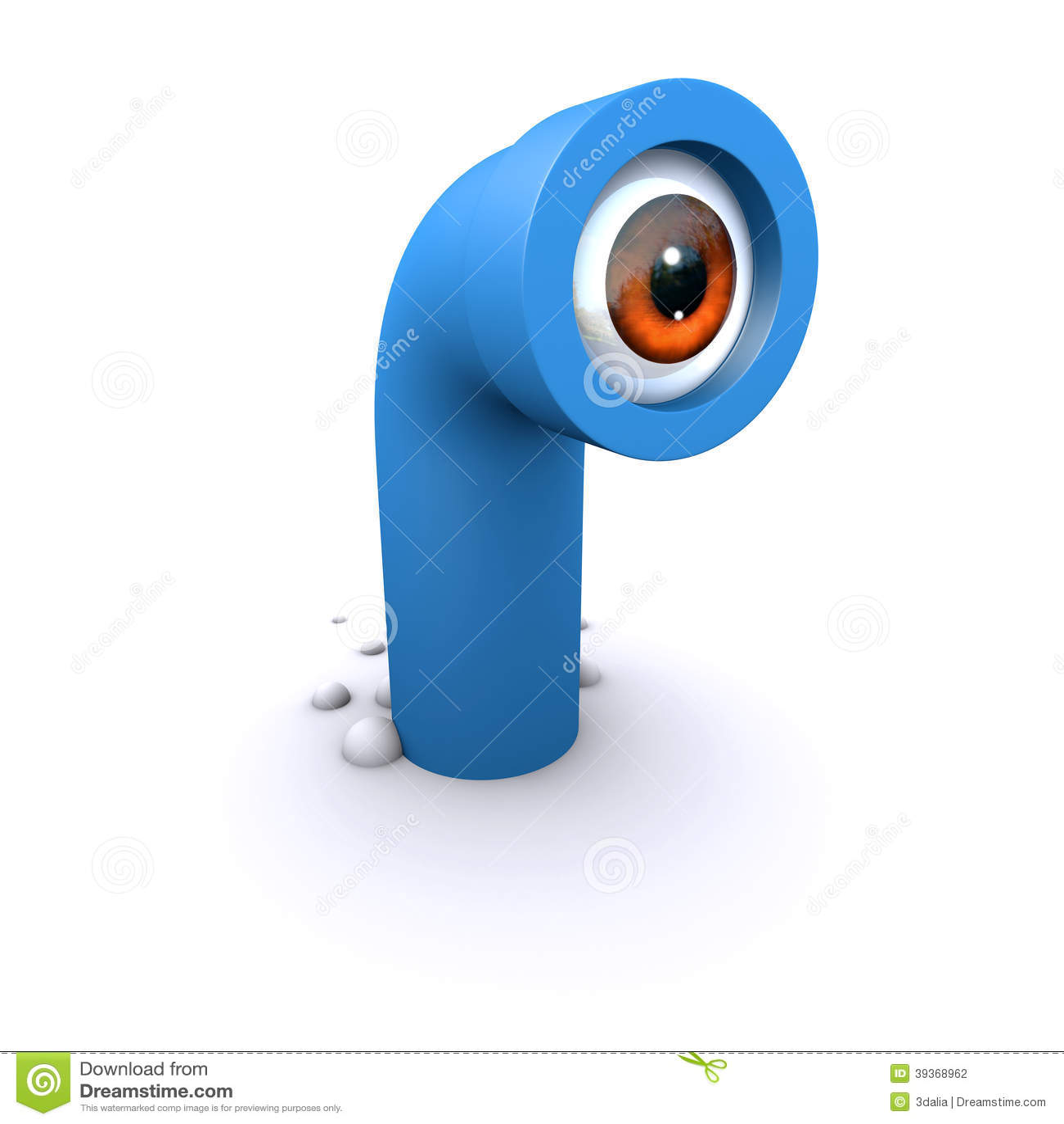 το τρισδιάστατο περισκόπιο δεν εμφανίζεται από πουθενά