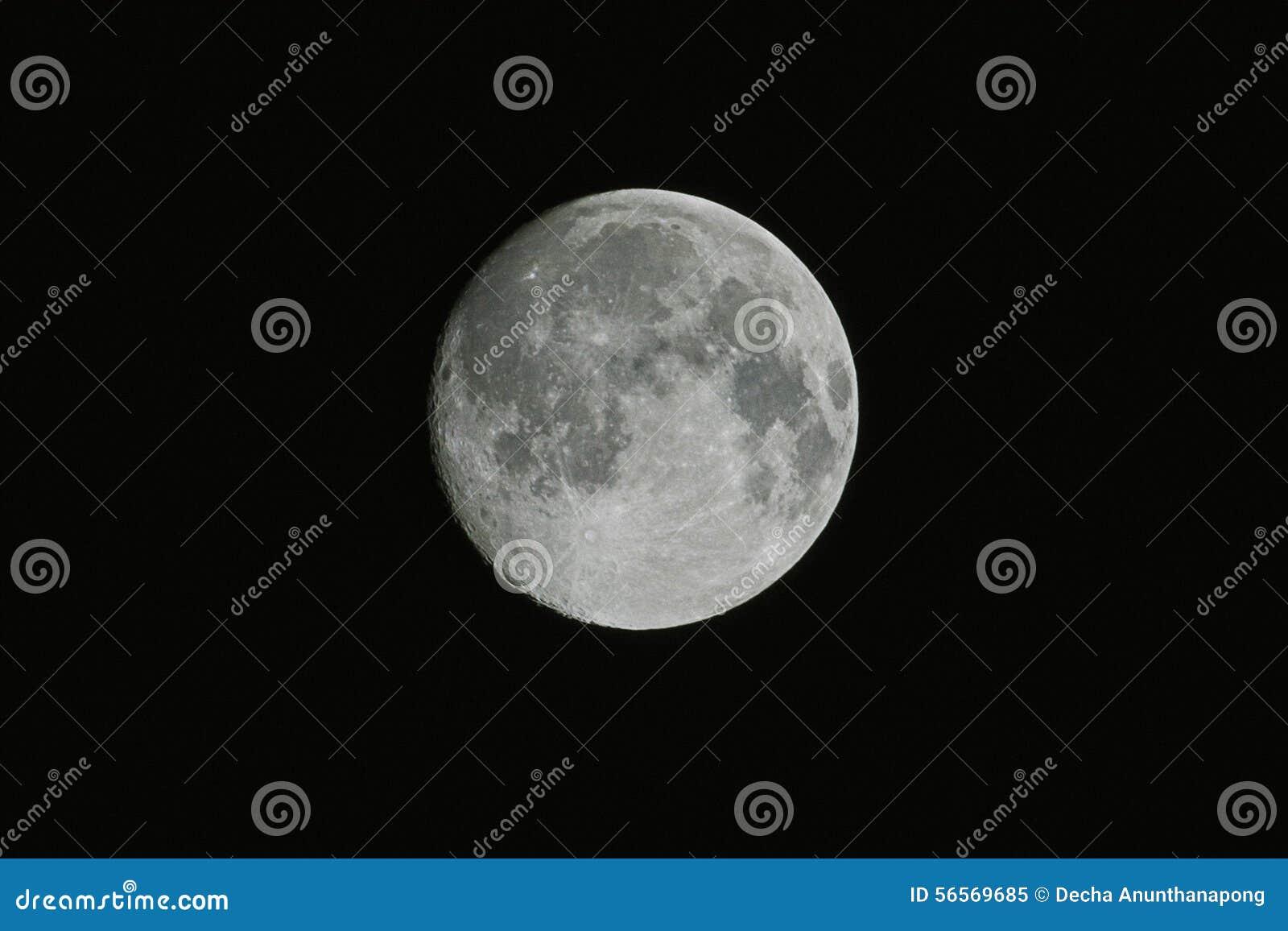 Download Το φεγγάρι που θέτει στον ουρανό Στοκ Εικόνα - εικόνα από φεγγάρι, μαύρα: 56569685