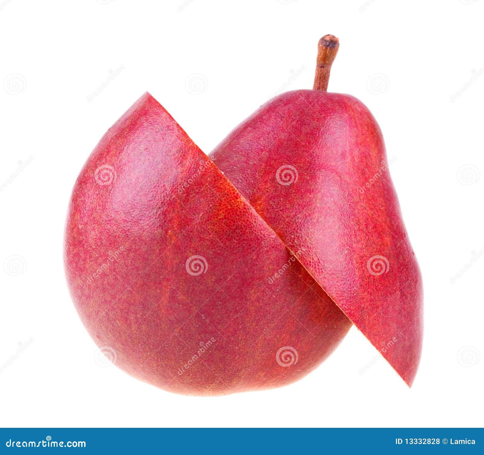 το φρέσκο αχλάδι