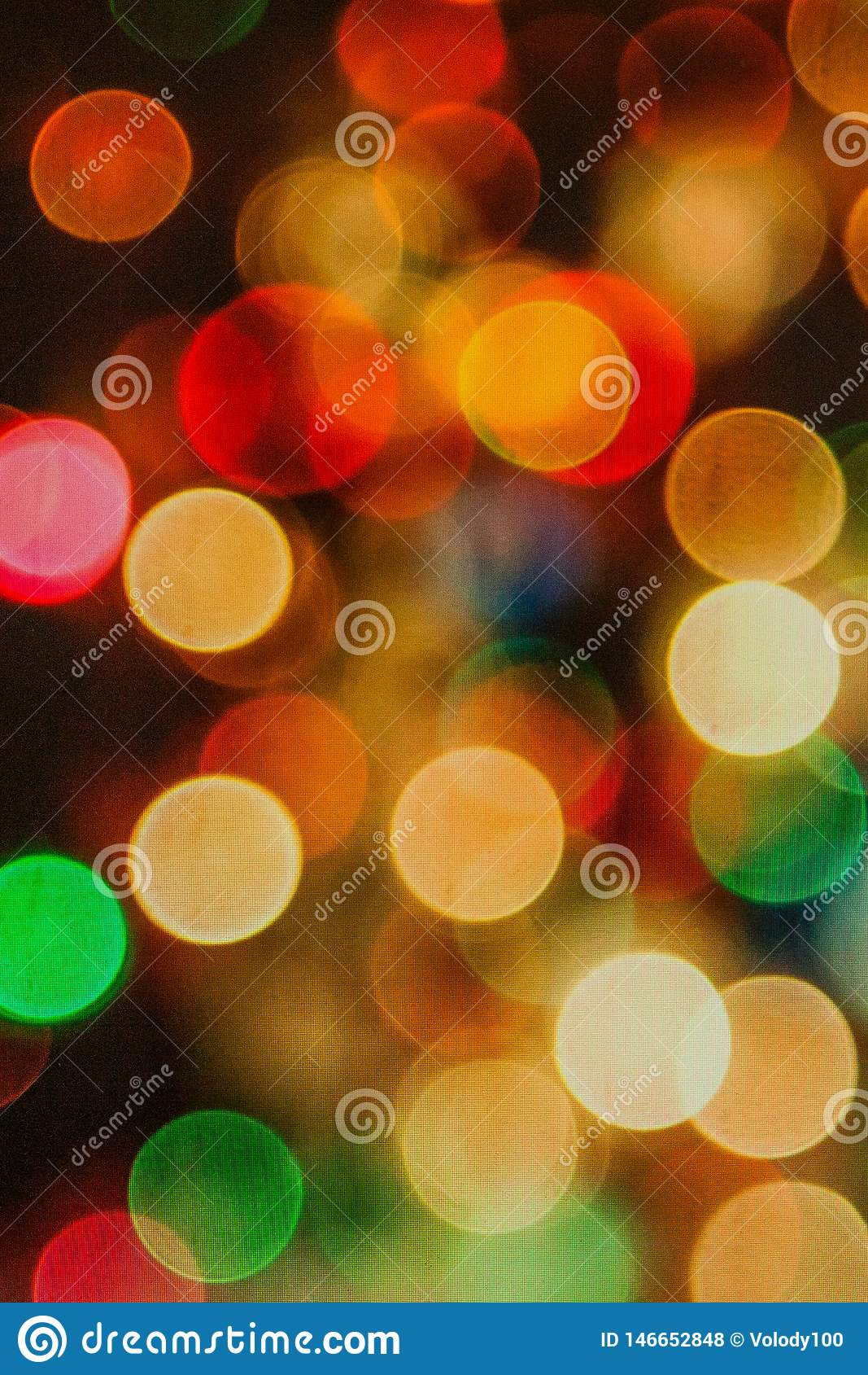 Το φως κεριών boke θολώνει για το υπόβαθρο, ελαφριά θαμπάδα boke κεριών για το υπόβαθρο Υπόβαθρο Bokee