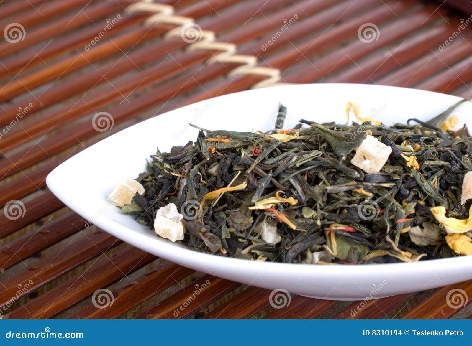 το φύλλο χαλαρώνει το τσάι
