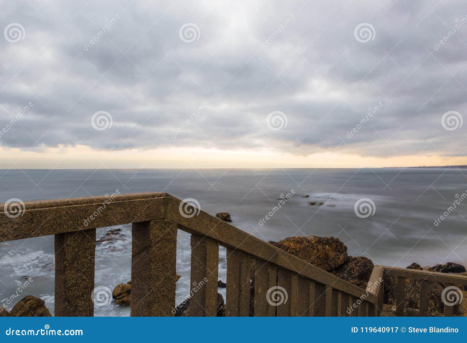 Το ωκεάνιο τοπίο, Capela κάνει Senhor DA Pedra