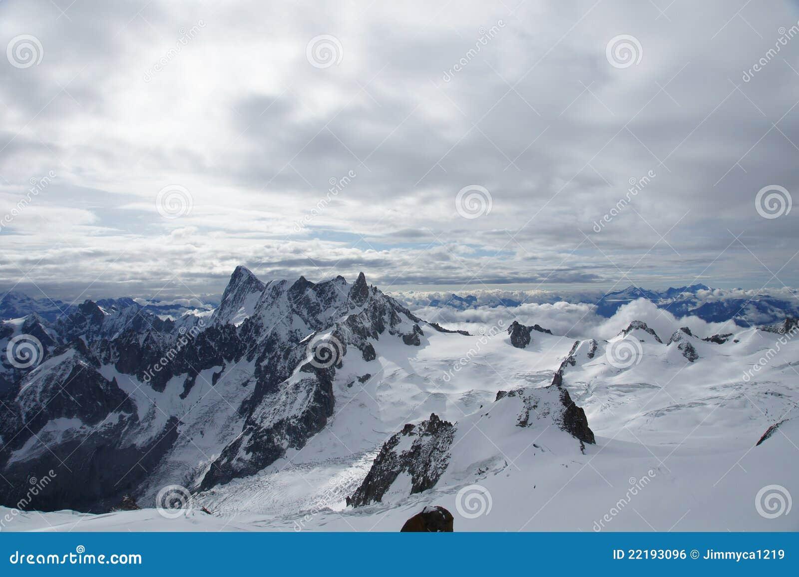 Το Aiguille du Midi