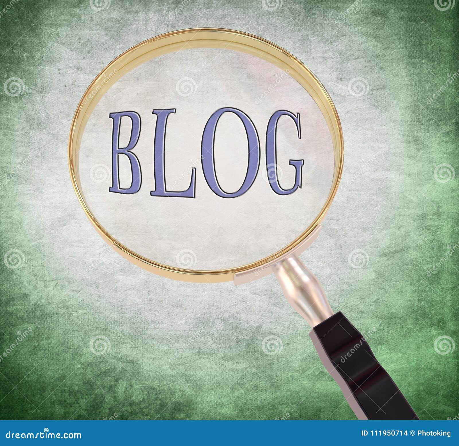 Το Blog ενισχύει