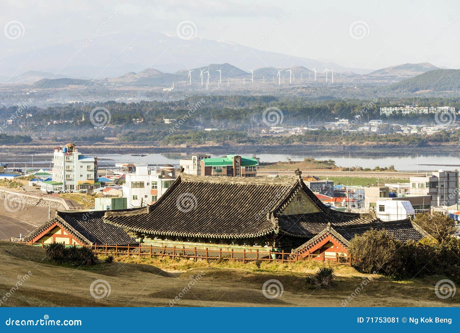 Το Jeju κάνει το νησί παραλιών, Νότια Κορέα