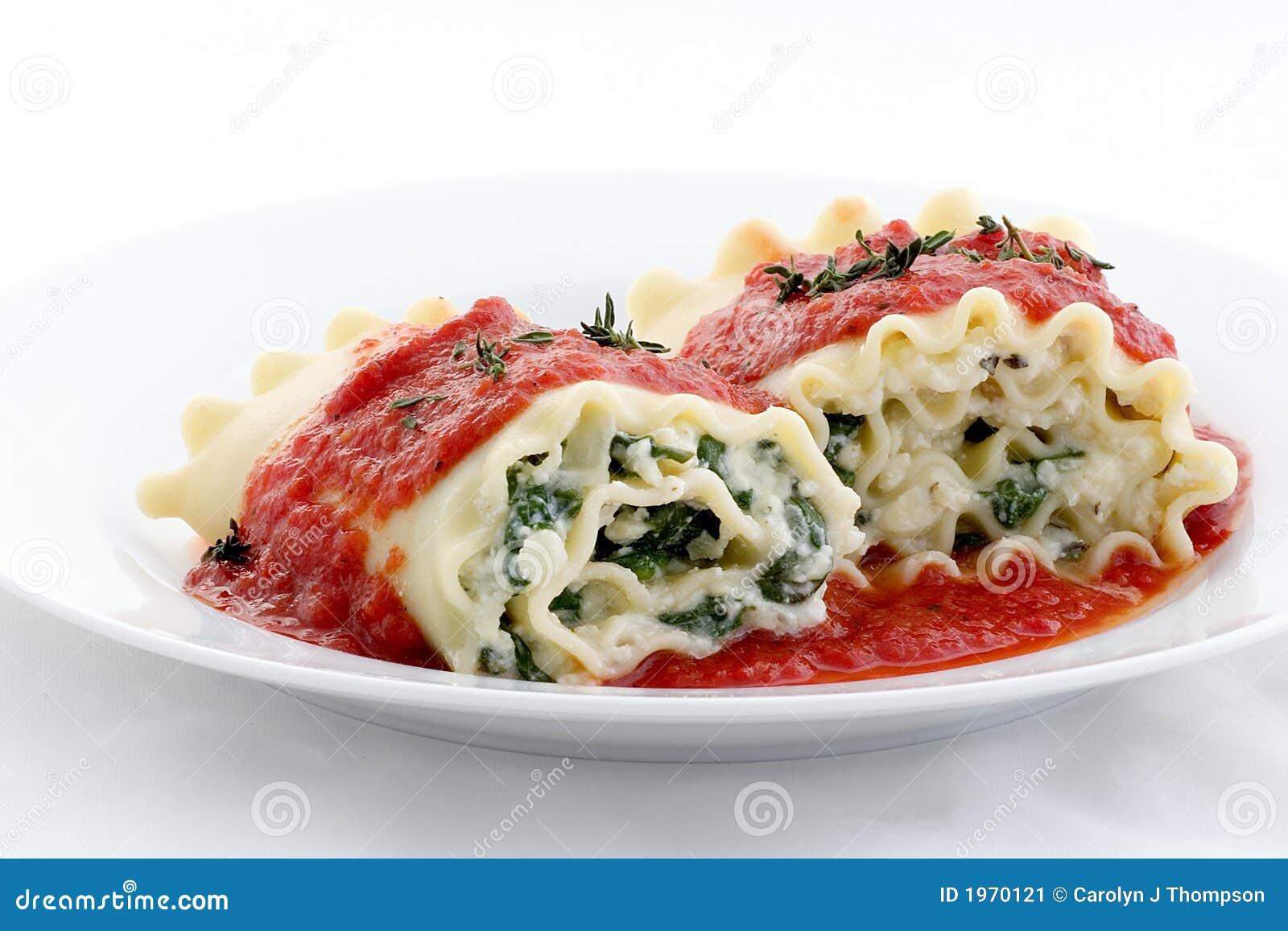 το lasagna όχι κυλά γιατί