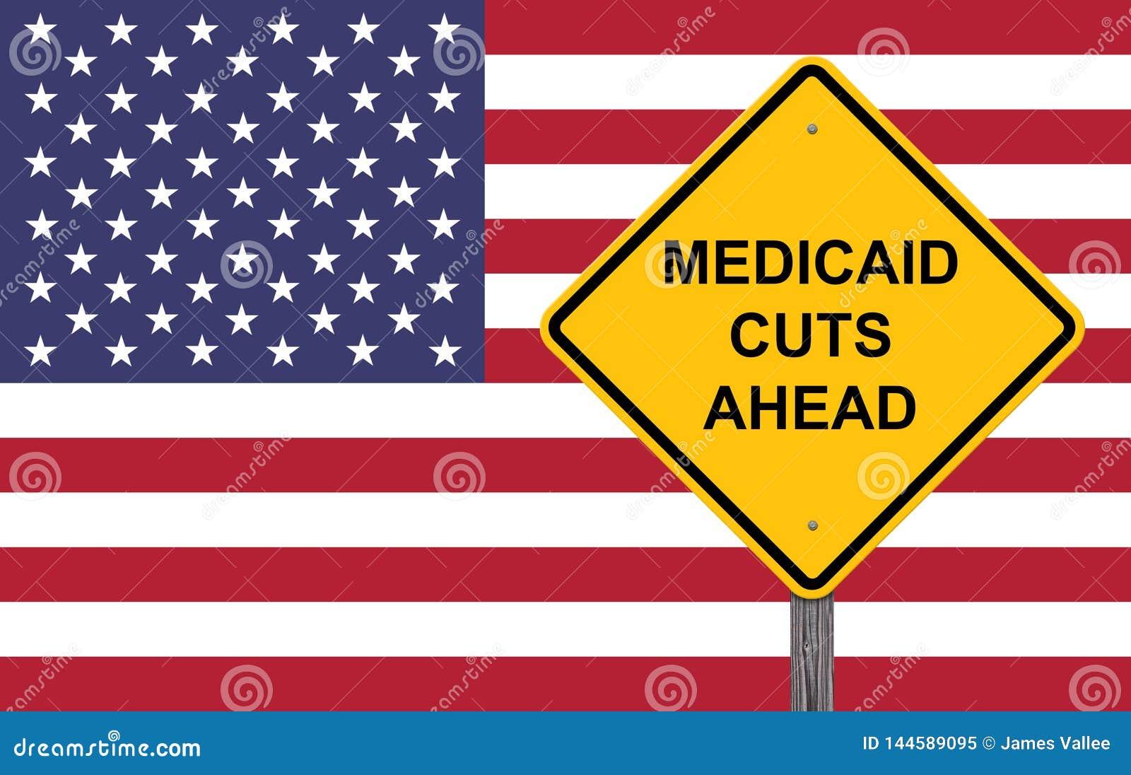 Το Medicaid κόβει μπροστά το προειδοποιητικό σημάδι
