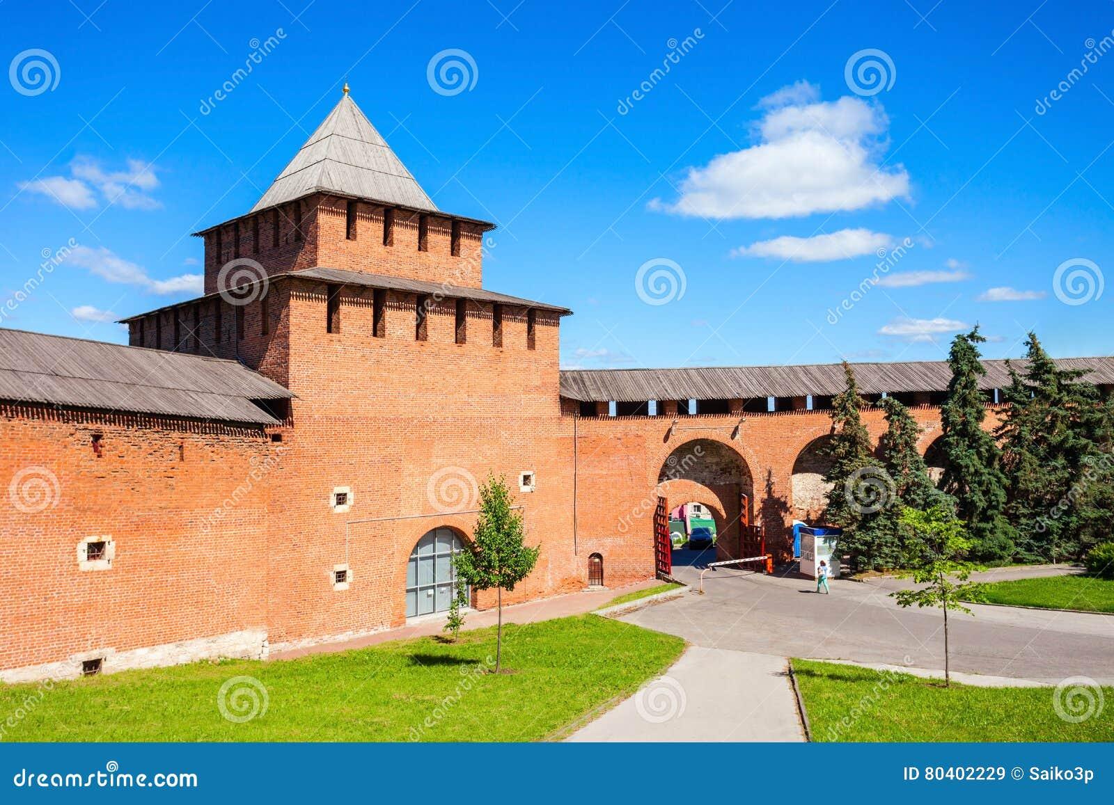 Το Nizhny Novgorod Κρεμλίνο