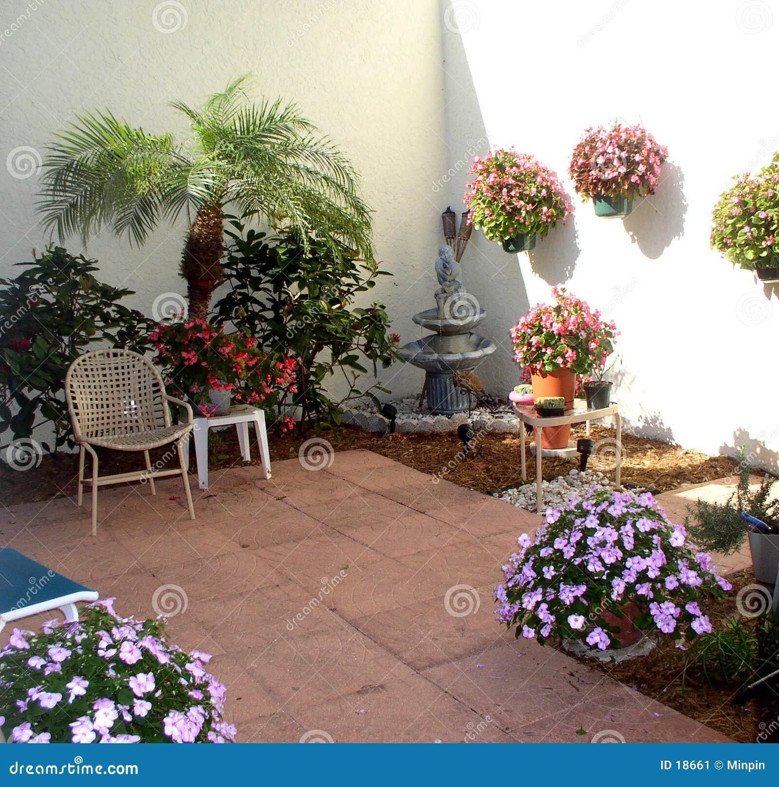 το patio μου
