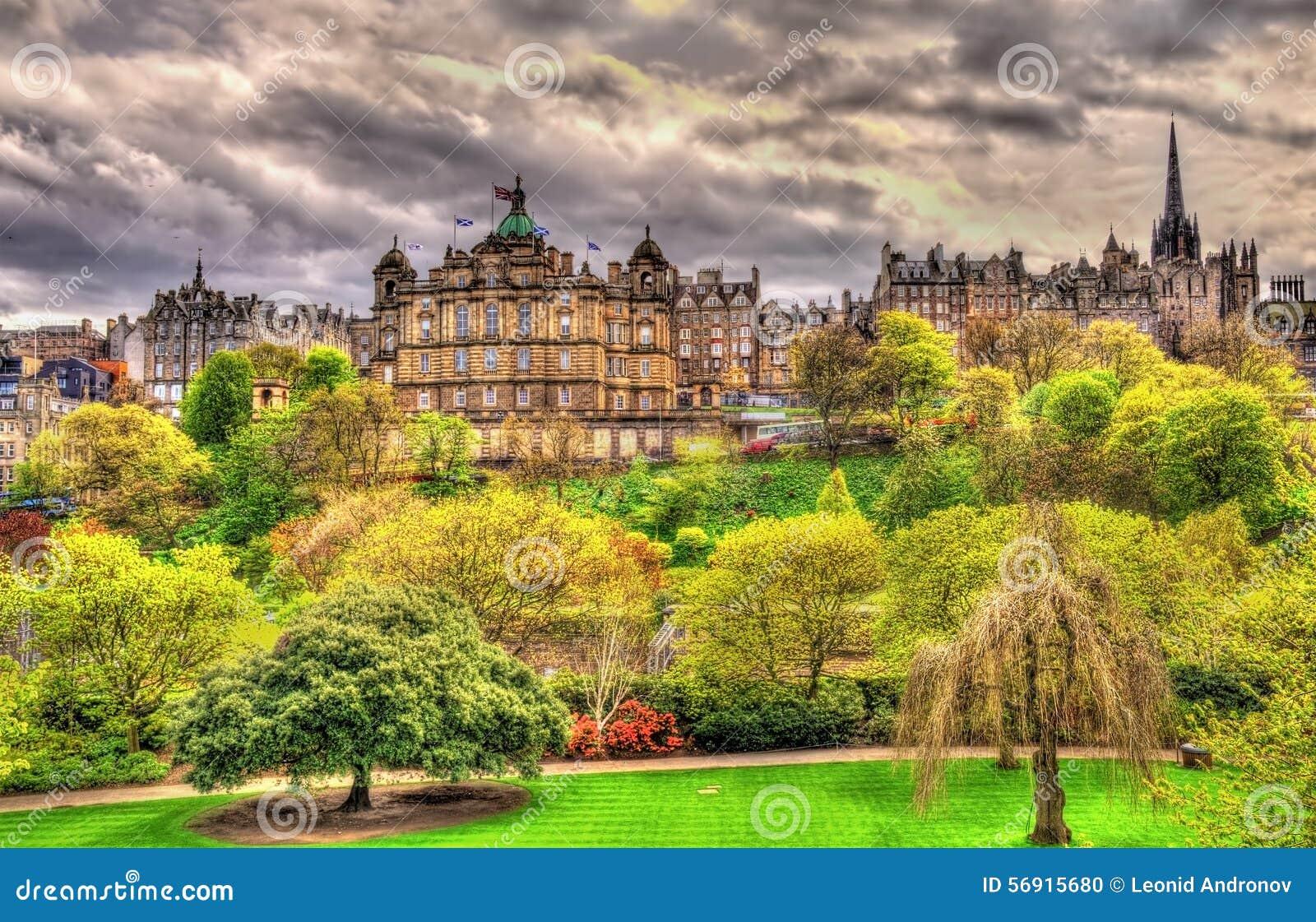 Τράπεζα του κτηρίου της Σκωτίας