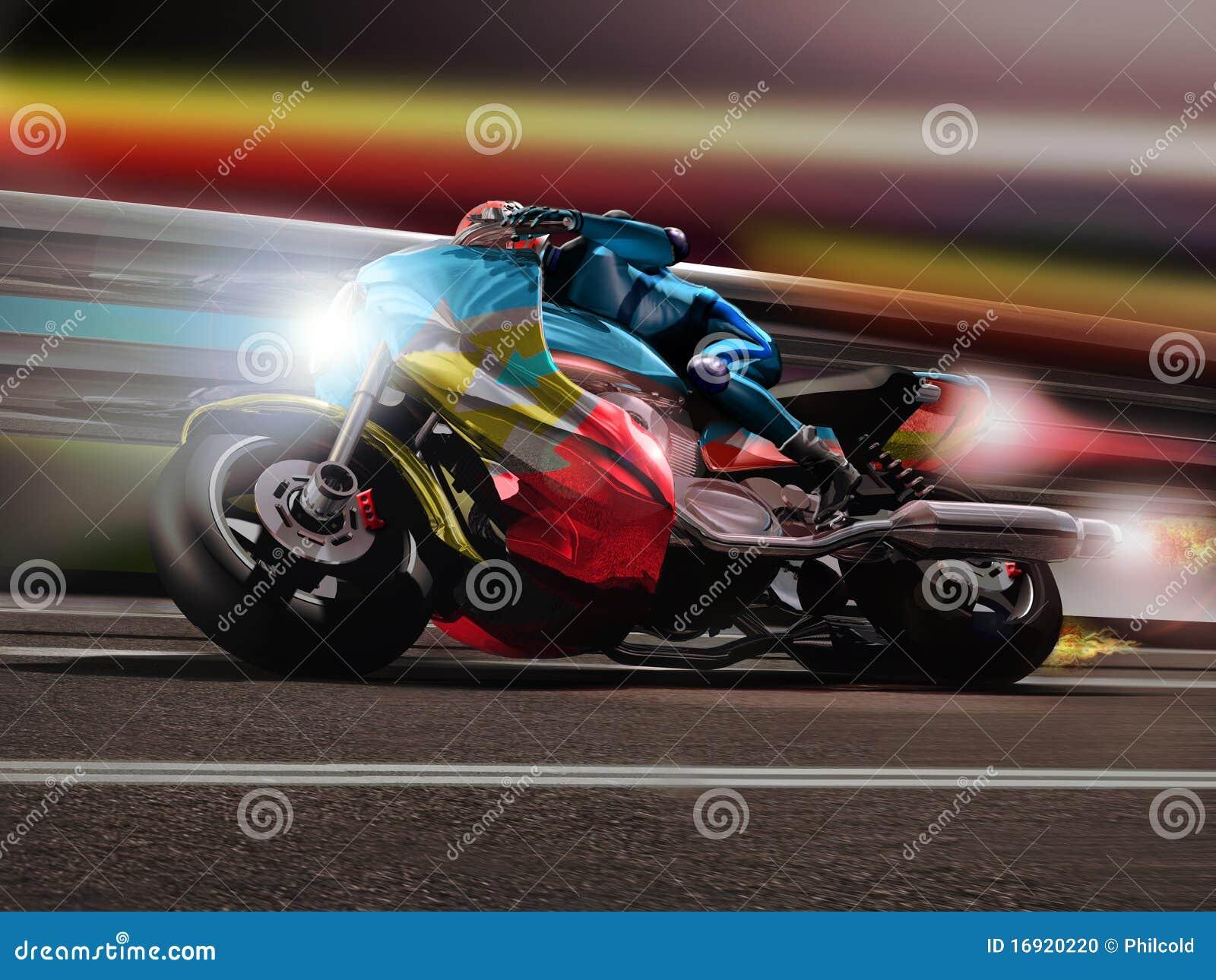 Τρέξιμο μοτοσικλετών