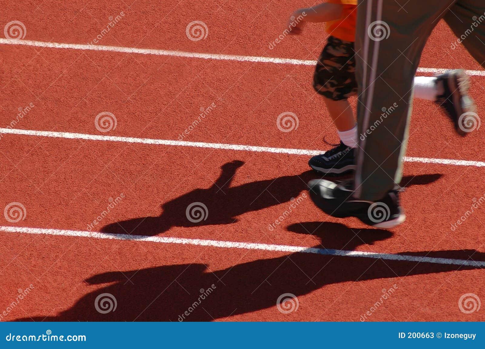 τρέξιμο μπαμπάδων