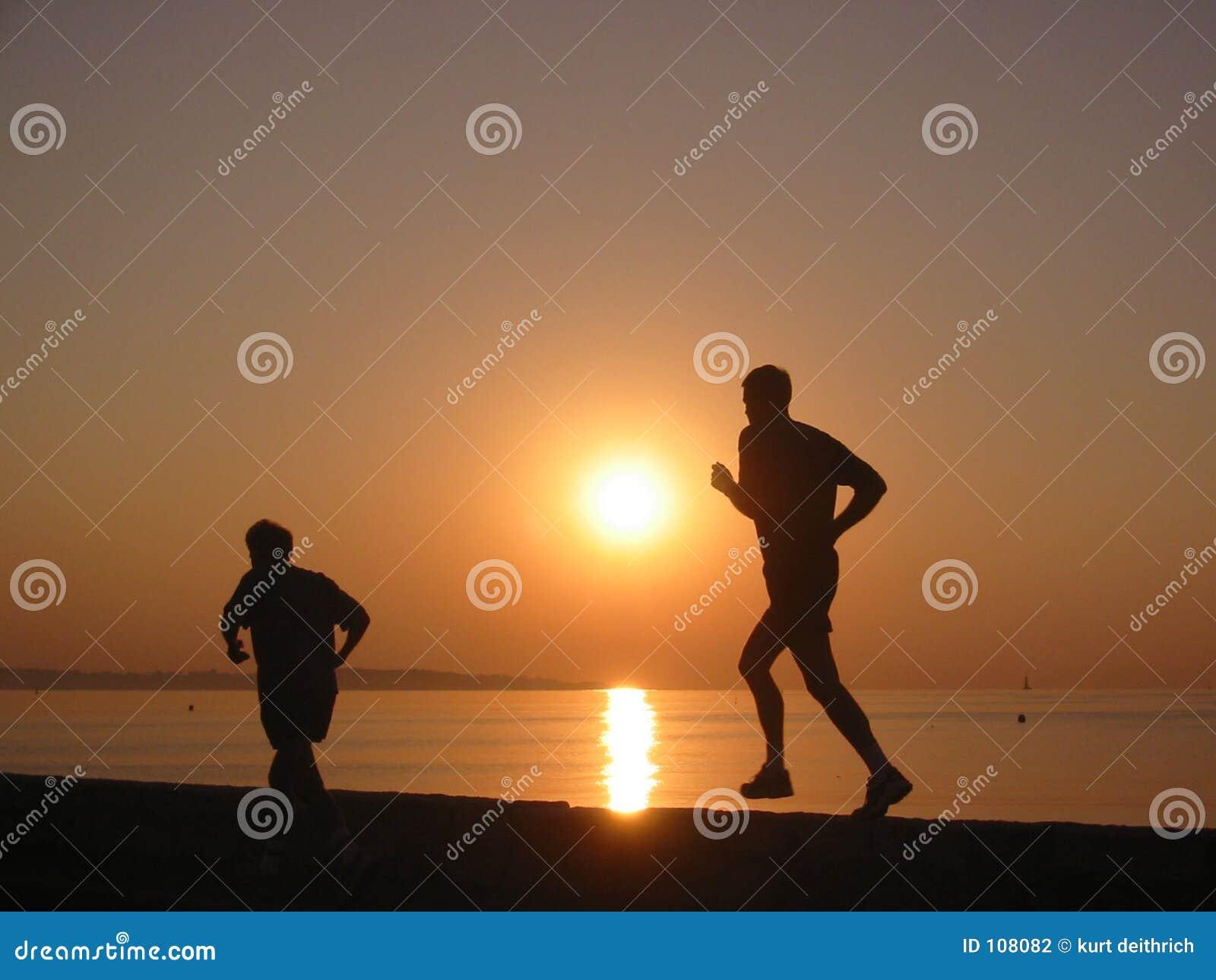 τρέξιμο πρωινού