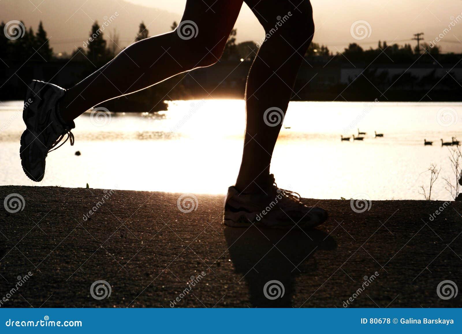 τρέχοντας γυναίκα