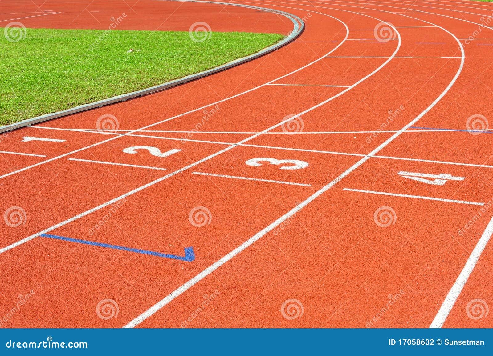 τρέχοντας διαδρομή