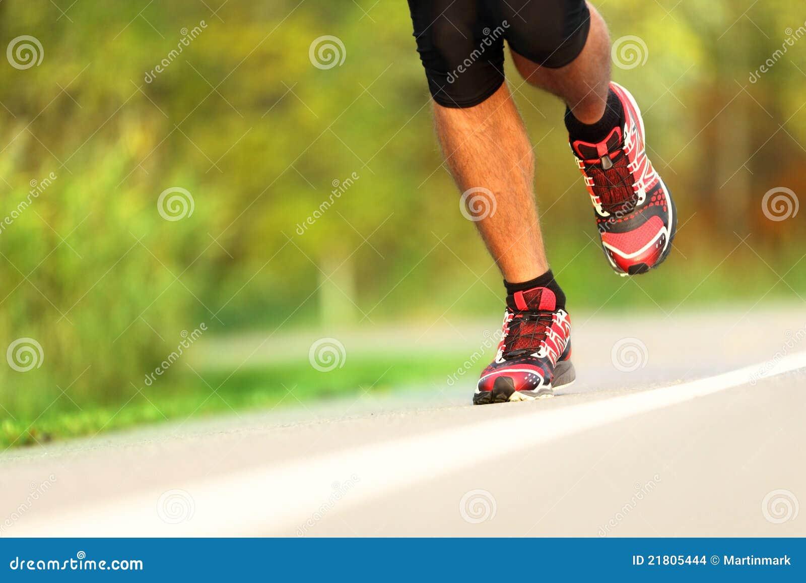 τρέχοντας παπούτσια δρομέ&om
