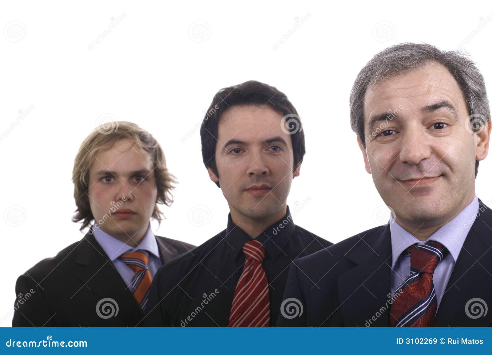 Τρία άτομα