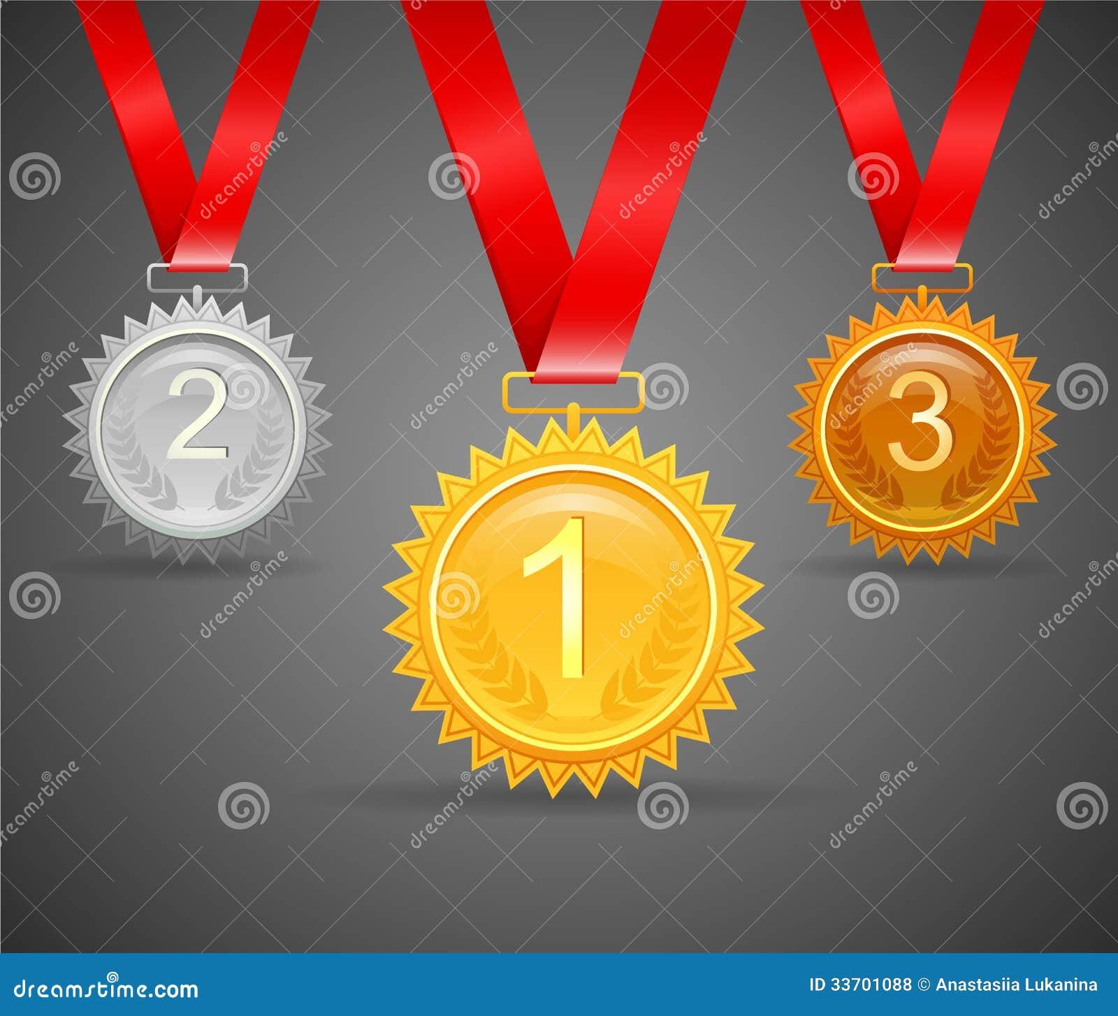 Τρία μετάλλια για τα βραβεία