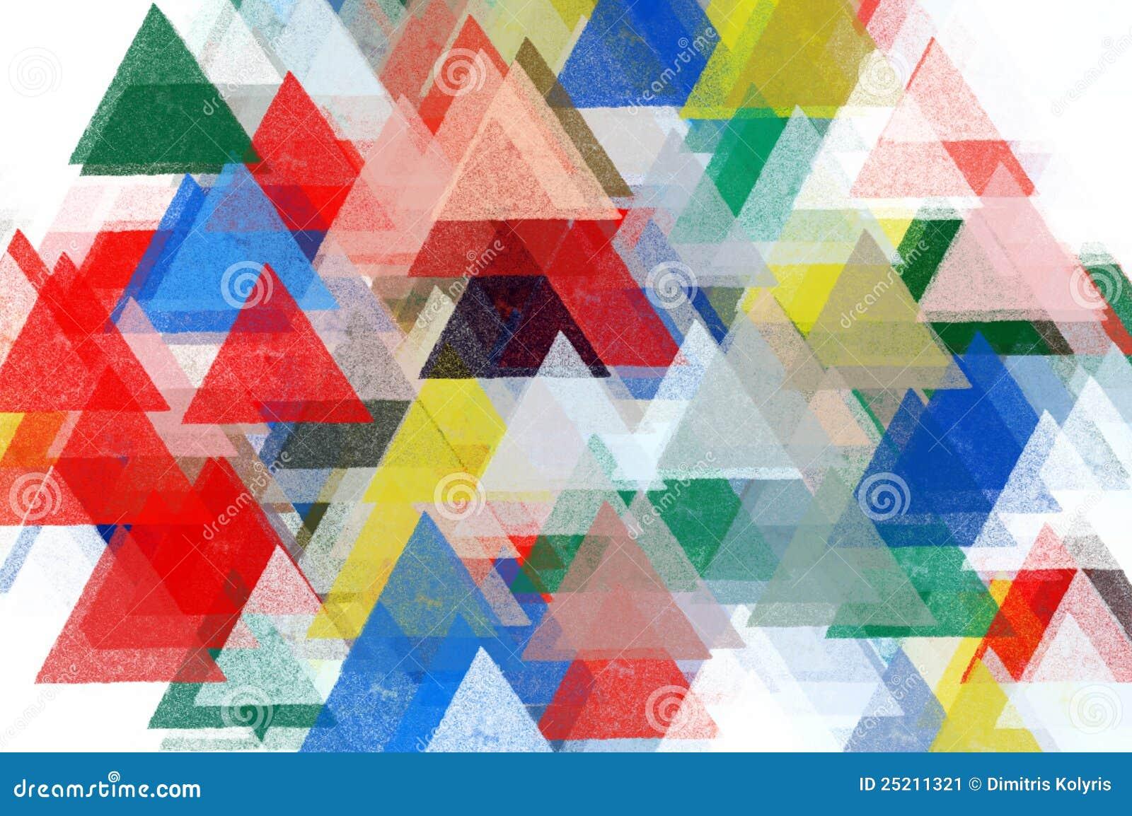 τρίγωνα προτύπων απεικόνισης