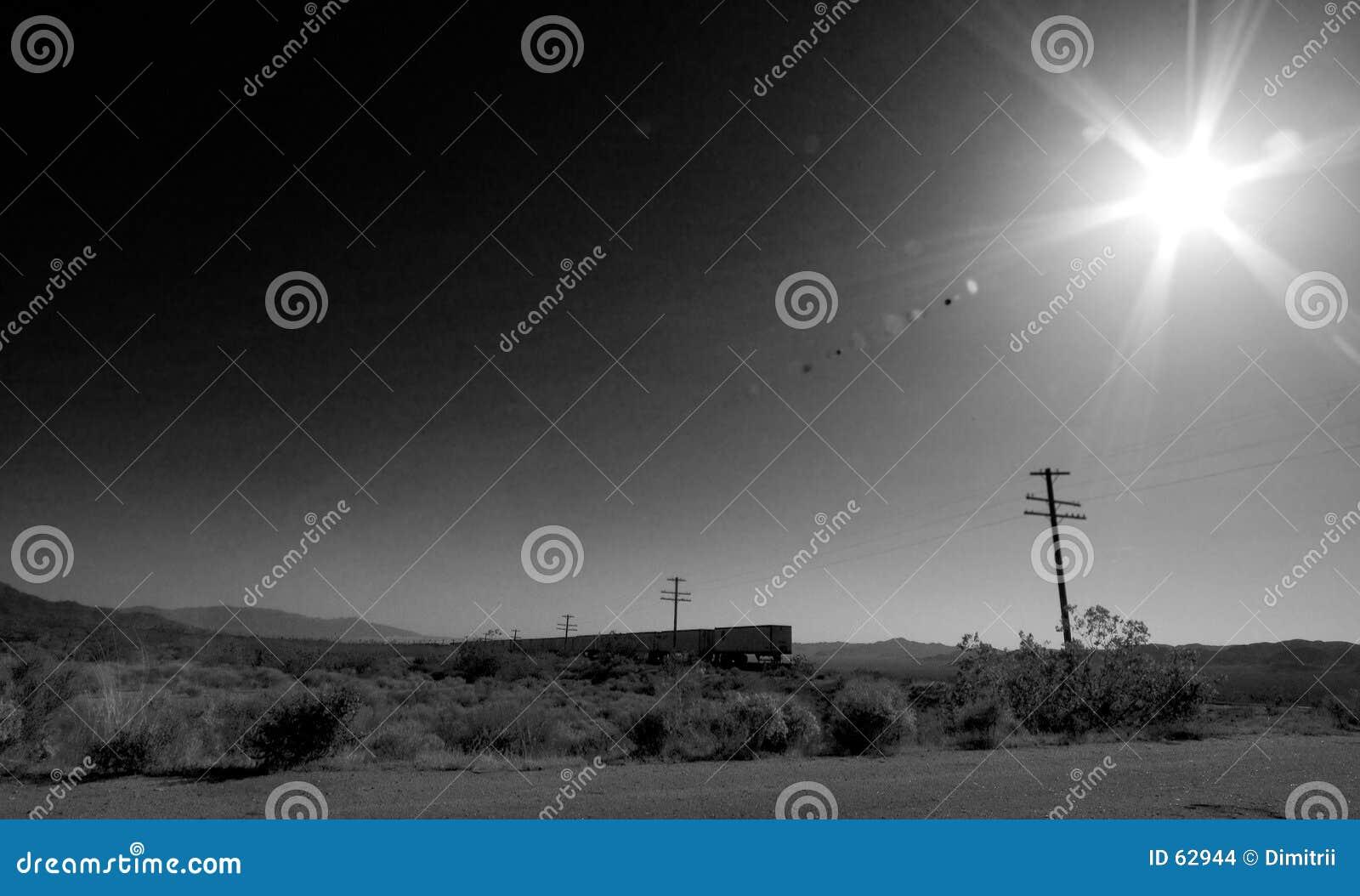 τραίνο ερήμων