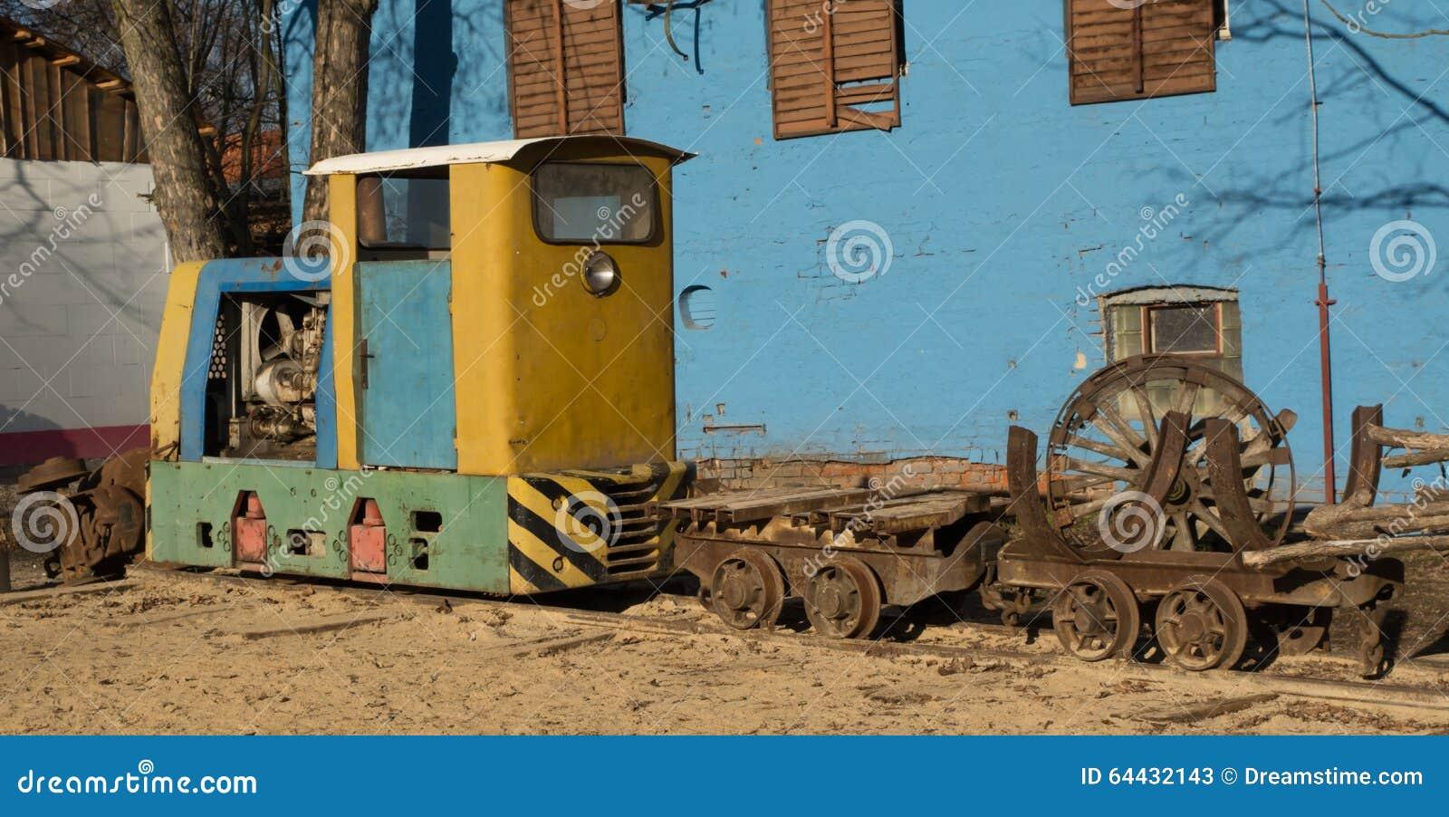 Τραίνο ορυχείου