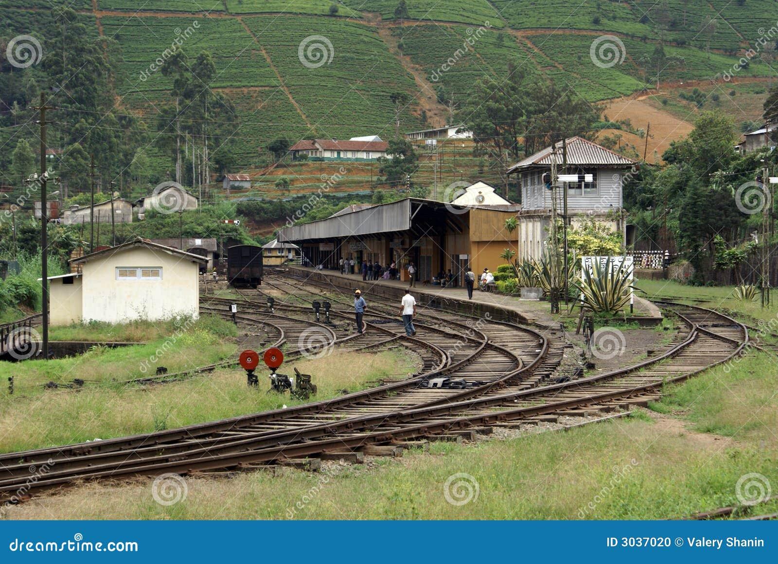 τραίνο σταθμών oya nanu