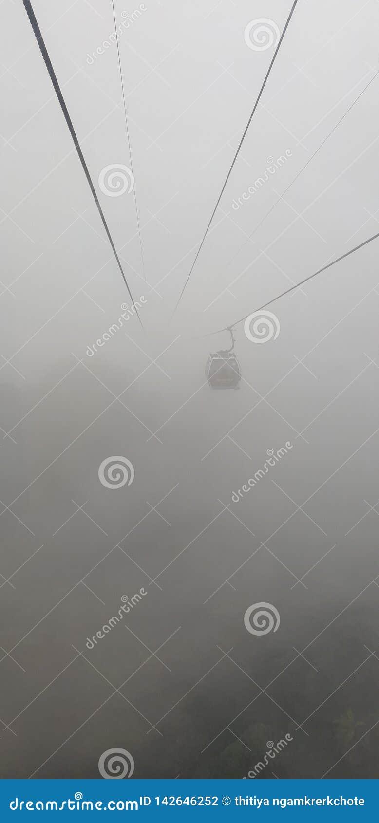τραμ κόλασης s πυλών αέρα