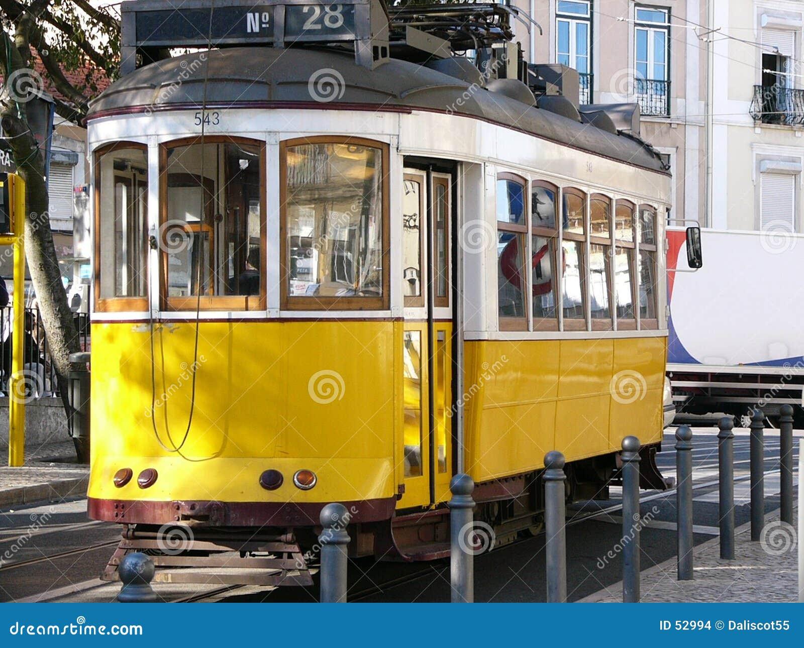 τραμ της Λισσαβώνας