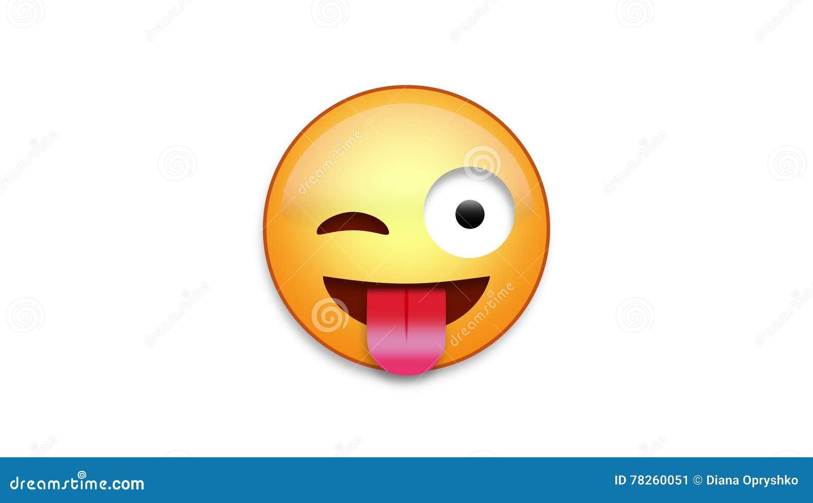 Τρελλό Emoji με τη μεταλλίνη Luma