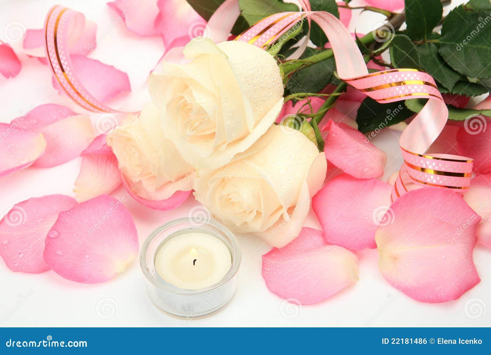 τριαντάφυλλα πετάλων