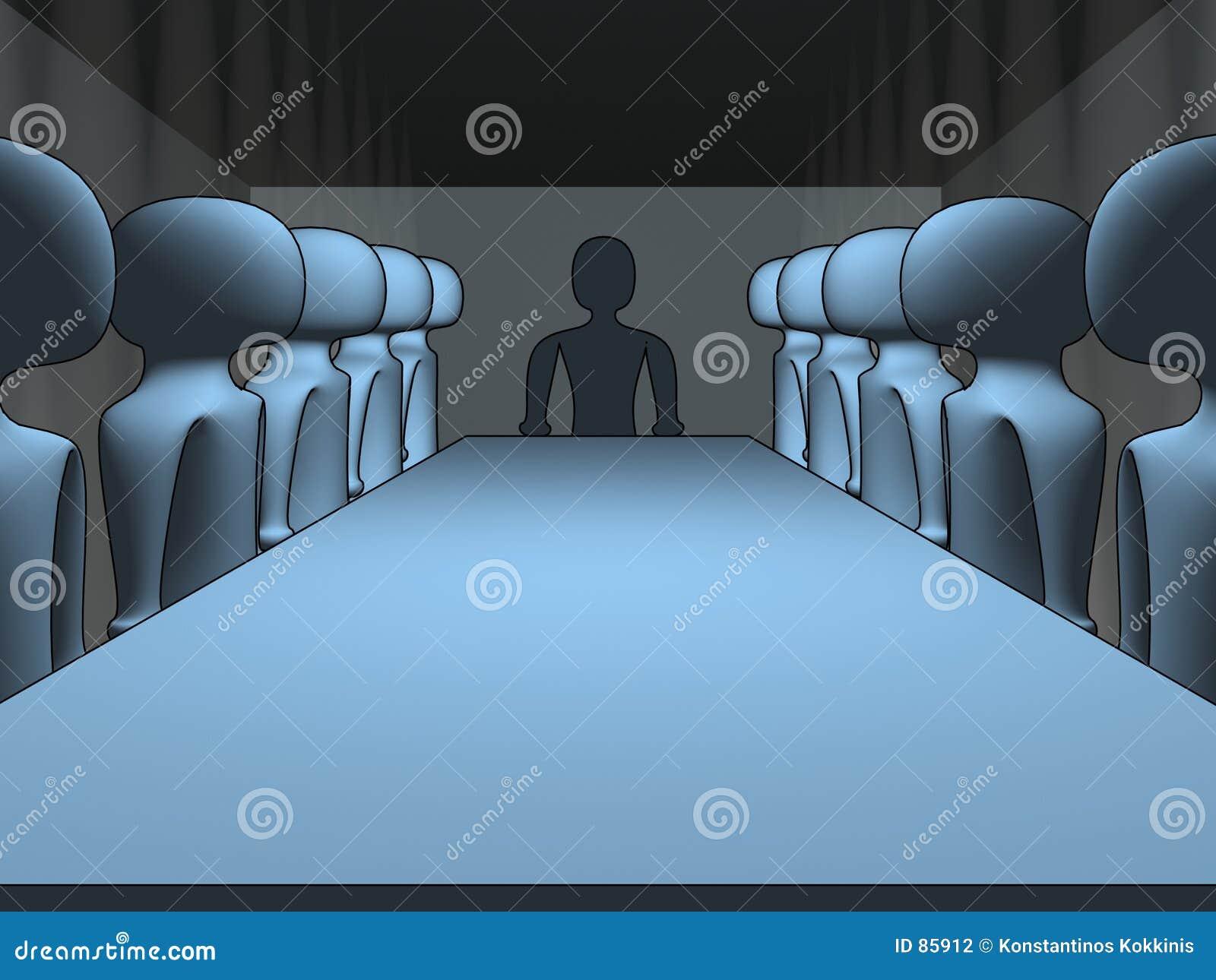 τρισδιάστατη συνεδρίαση