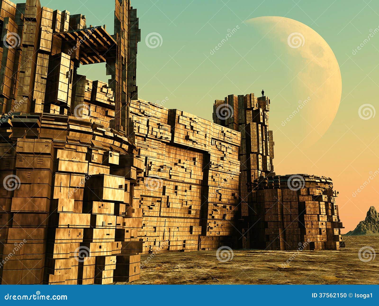 τρισδιάστατο φρούριο