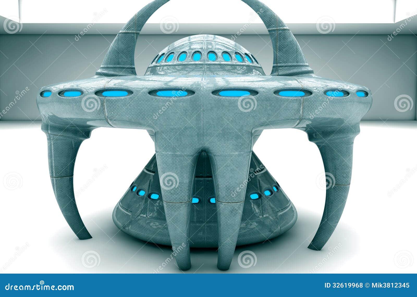 τρισδιάστατο UFO