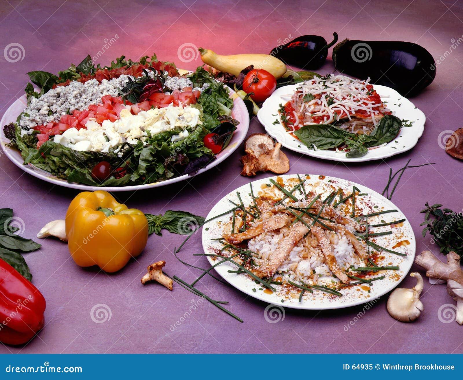 τρόφιμα που προετοιμάζον&t