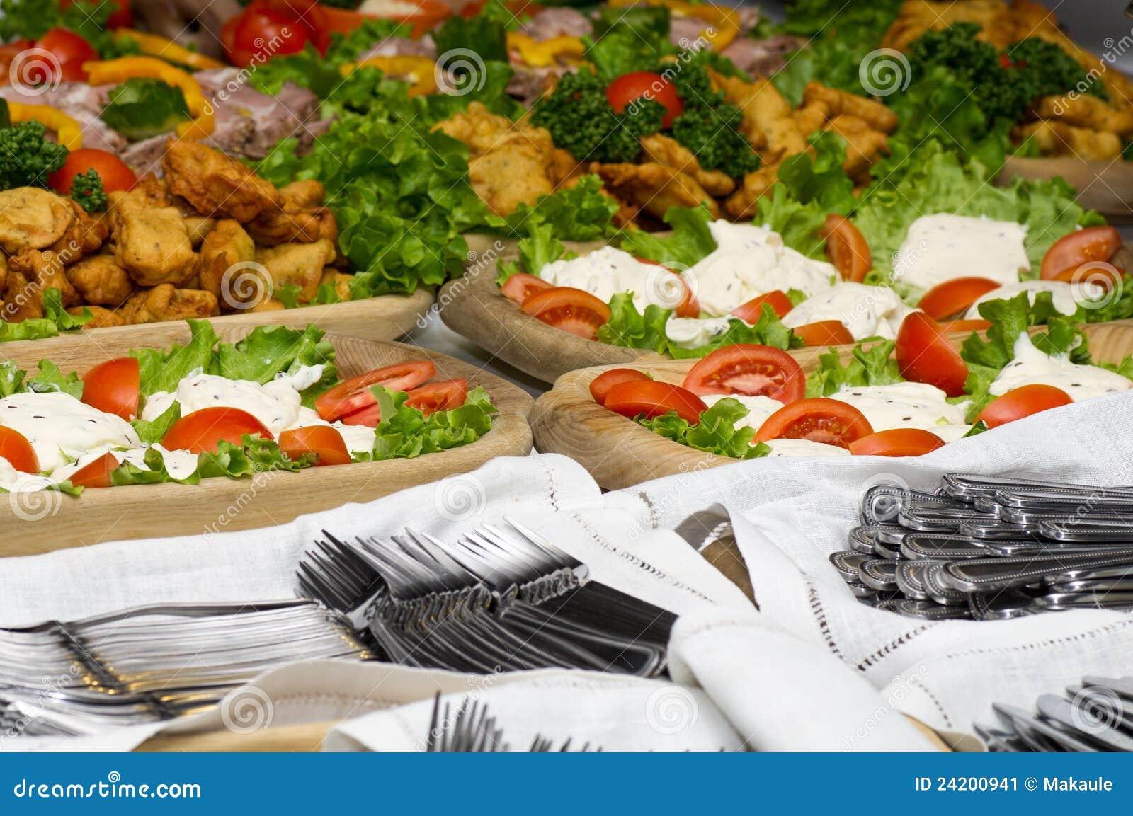 τρόφιμα τομέα εστιάσεως