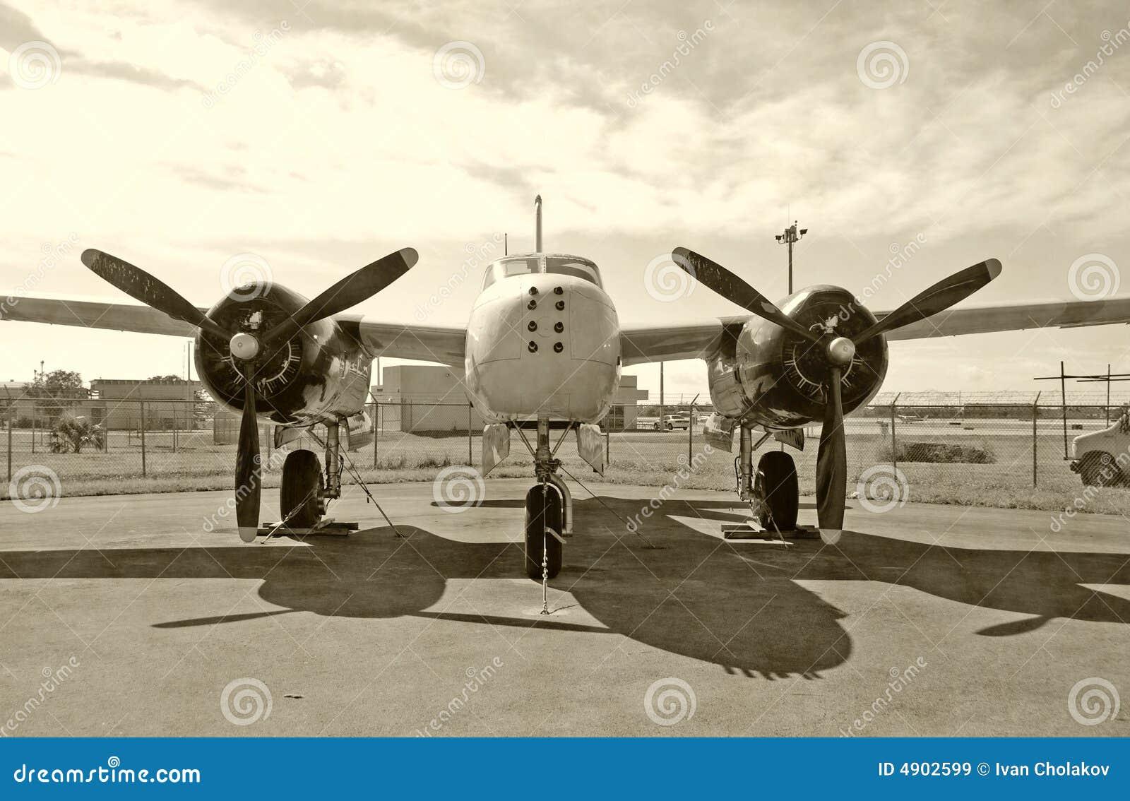 τρύγος βομβαρδιστικών αεροπλάνων