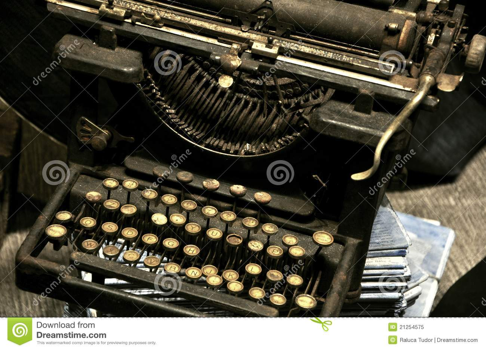 τρύγος γραφομηχανών